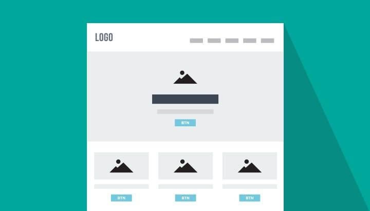 Website Design Layout